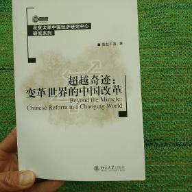 超越奇迹:变革世界的中国改革