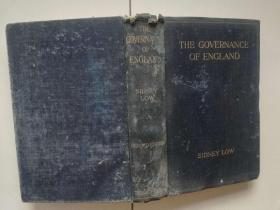THE  GOVERNANCE  OF  ENGLAND