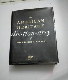 英文原版-American Heritage Dictionary of the English Language(美国传统英语词典)