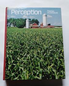 Perception themes in literature(文学中的感知主题  16开精装书)