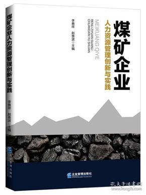 煤矿企业人力资源管理创新与实践