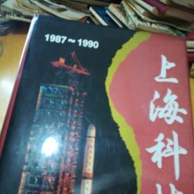 上海科技:1987~1990