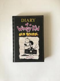 Diary of a Wimpy Kid 10 小屁孩日记 10 英文原版 精装