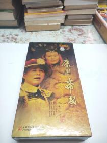 五十集电视连续剧;康熙帝国【十七碟装DVD】