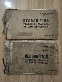 第二次世界大战时期出版的,内容介绍:各国军舰,坦克,装甲车图片集(1942--1943年间)页数已散,看图片(因书页数缺失很多,只能当资料用,有问题提前与卖家咨询,售后概不退还)