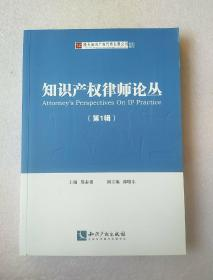 知识产权律师论丛(第1辑)