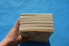 8090年代 80后人教版六年制小学课本 语文 第1-12册 不缺页