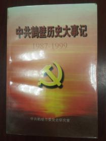 中共鹤壁历史大事记1987-1999