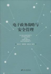 电子政务战略与安全管理 谢友宁 江苏出版社 9787811308464