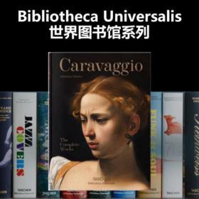 【BU 世界图书馆系列】卡拉瓦乔 作品全集 英文原版 Caravaggio: The Complete Works 意大利巴洛克画派 Taschen 塔森 进口艺术书
