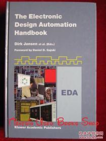 The Electronic Design Automation Handbook(英语原版 精装本)电子设计自动化手册