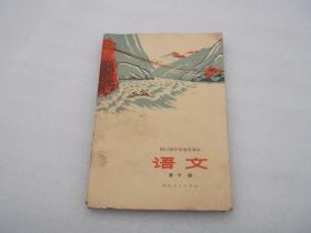 四川省中学试用课本语文(第十册