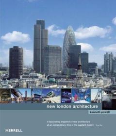 英国伦敦住宅办公室建筑设计New London Architecture