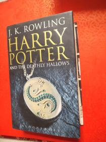 Harry Potter and the Deathly Hallows [精装] [哈利波特与死亡圣器]