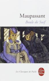 法国原版 法文经典文学名著 法语小说 羊脂球 Boule de Suif 莫泊桑