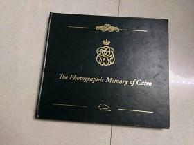 英文原版,开罗的摄影记忆