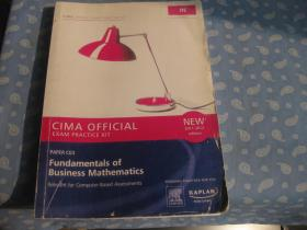 CIMA OFFICIAL EXAM PRACTICK KIT  PAPER C03 Fundamentals of  Business Mathematics