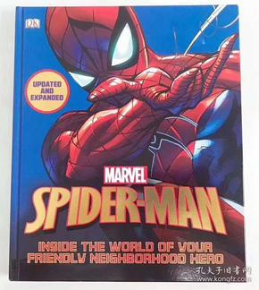 Spider-Man Inside the World of Your Friendly Neighbourhood HeroDK蜘蛛侠