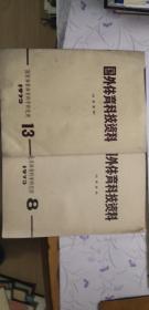 国外体育科技资料 内部资料 1973年8.13二本合售