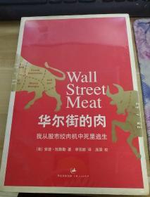 华尔街的肉:我从股市绞肉机中死里逃生