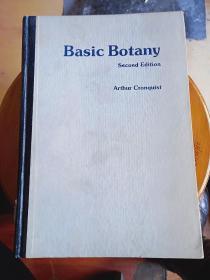基础植物学 第2版 民国十五年版(版权页被撕掉)