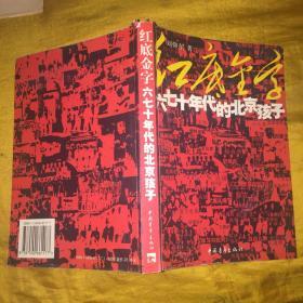 红底金字:六七十年代的北京孩子