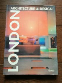 LONDON : ARCHITECTURE  & DESIGN(英文原版)