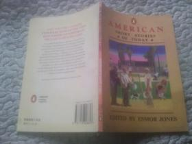 AMERICAN SHORT STORIES OF TODAY(企业丛书)
