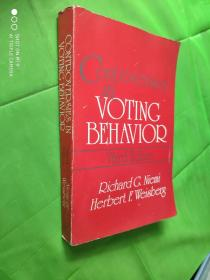 Controversies in Voting Behavior, 3rd Edition (英语) 3rd Edition