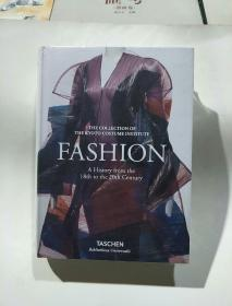 Fashion A History from the 18th to the 20th Century 服饰时尚历史:从十八世纪到二十世纪 Taschen 塔森
