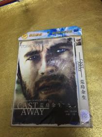 荒岛余生 dvd电影光盘