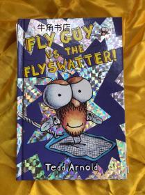 FLY GUY VS. THE FLYSWATTER 英文原版儿童绘本