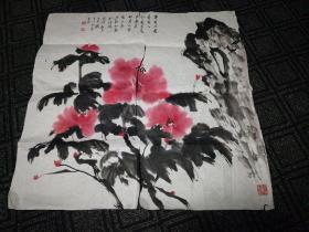 姚雷国画小品(15)68cm*68cm