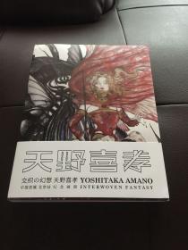 交织的幻想:天野喜孝中国巡展纪念画册