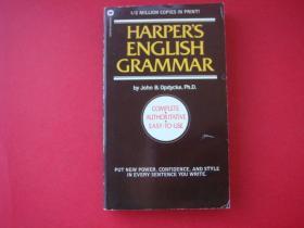 HARPERS ENGLISH GRAMMAR 哈珀的英语语法