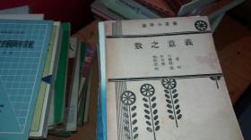 算学小丛书《数之意义》一册 民国36年上海初版 商务印书馆发行
