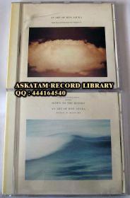 【稀少贵重·入手困难】RYO ASKA 飞鸟凉 AN ART OF 钢琴演奏版 轻音乐 2CD打包 日版行货9新