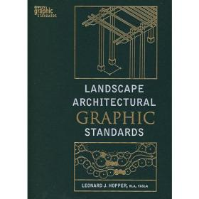 风景建筑图样规范  Landscape Architectural Graphic Standards