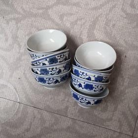 人民瓷厂小饭碗10个包老
