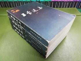 王蒙选集 全四册