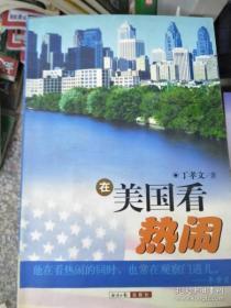 在美国看热闹 丁孝文  经济日报出版社