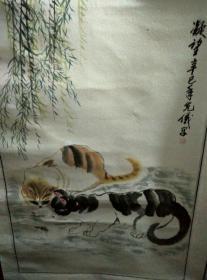 张先仪国画
