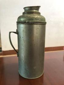 民国热水瓶-百禄牌热水瓶——上海中华铜厂出品