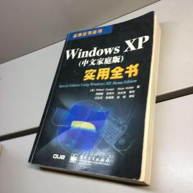 Windows XP (中文家庭版)实用全书
