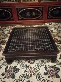 老红木围棋桌