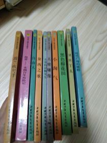 纽伯瑞儿童文学金牌奖6本+银牌奖4本(总共10本)