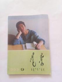 蒙文版期刊;向导1993年第9期