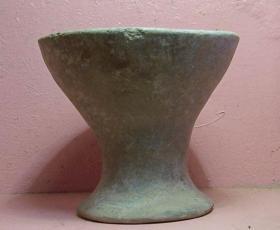 高古陶杯红山文化龙山文化夏家店文化陶杯造型古朴孤品难得一见收藏佳品