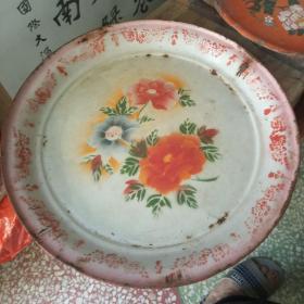 老铁盘,直径35厘米