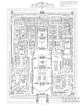 大紫禁城宫廷情调地图